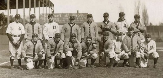 1907 The Tigers