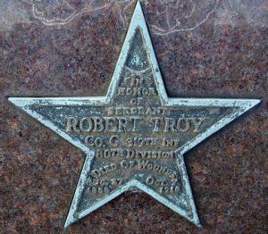 "Robert Gustav ""Bun"" Troy"