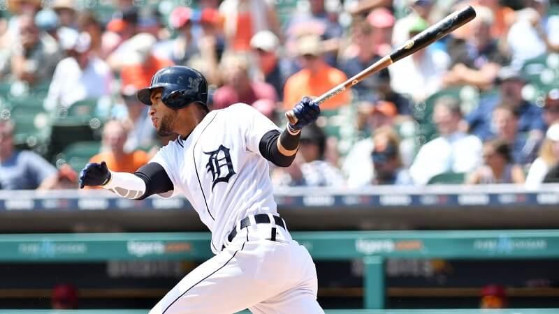 Rule 5 Pick Victor Reyes is Making Big League Strides