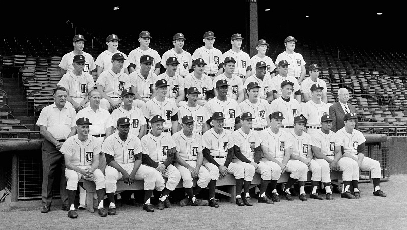 The 1968 Detroit Tigers