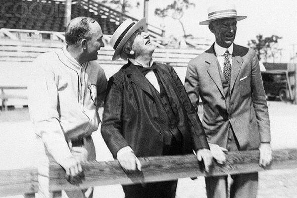 The Day Cobb faced Edison