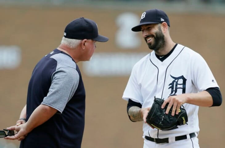 Tigers Rebuild Continues With Fiers Trade